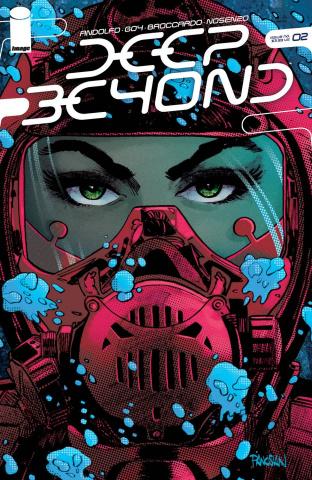 Deep Beyond #2 (Panosian Cover)