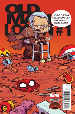 Old Man Logan #1 (Young Cover)