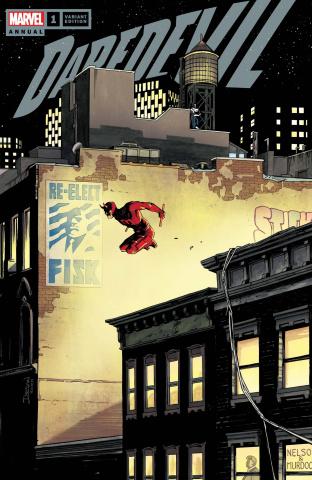 Daredevil Annual #1 (Shalvey Cover)