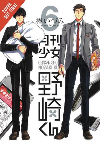 Monthly Girls' Nozaki-Kun Vol. 6
