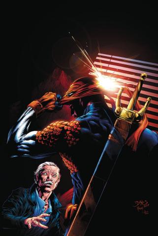 Deathstroke #45: The Offer