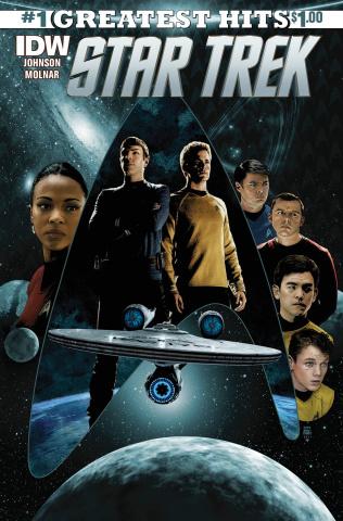Star Trek #1 (IDW Greatest Hits)
