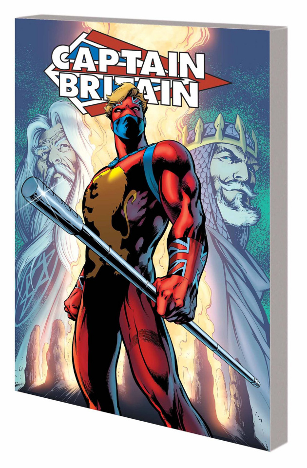 Captain Britain: Legacy of Legend