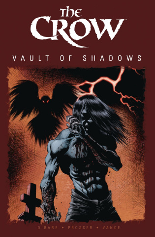 The Crow: Vault of Shadows Book 1