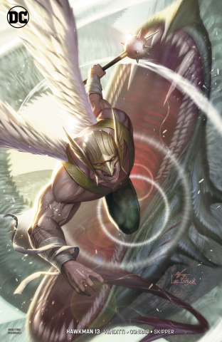 Hawkman #13 (Variant Cover)