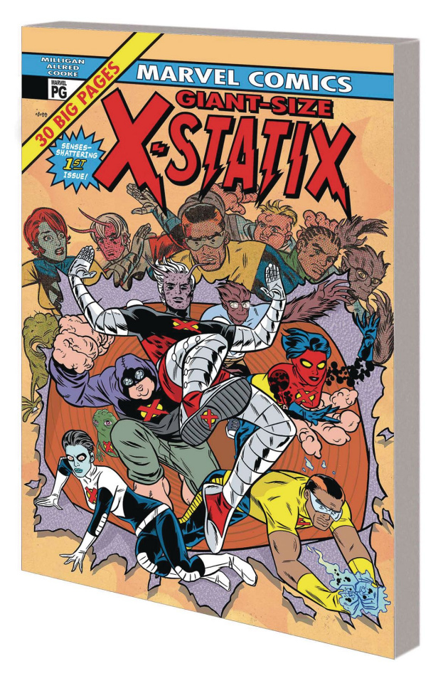 X-Statix Vol. 1 (Complete Collection)