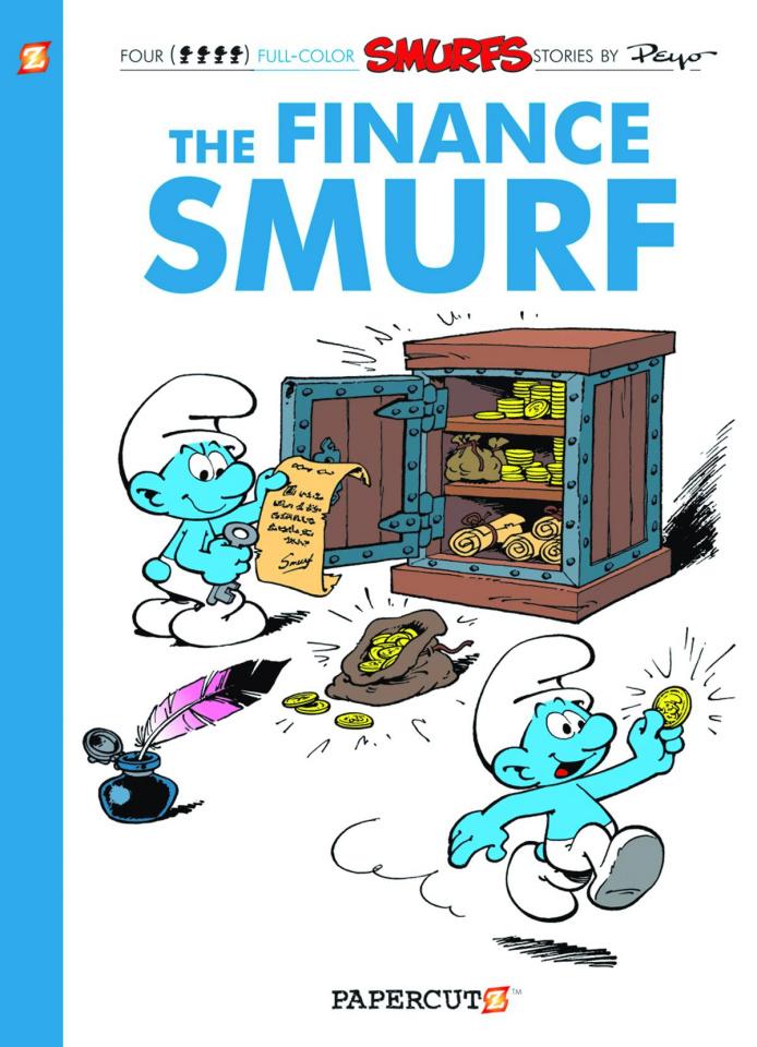The Smurfs Vol. 18: The Finance Smurf