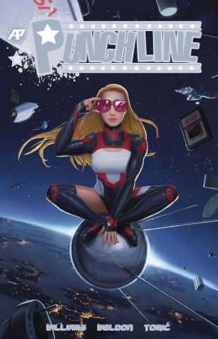 Punchline #10 (Satellite Weldon Cover)