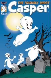 Casper, The Friendly Ghost #1 (Classic Galvan Cover)