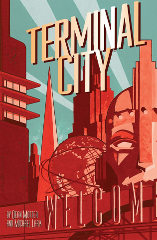 Terminal City (Library Edition)