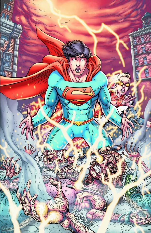Smallville, Season 11 #10