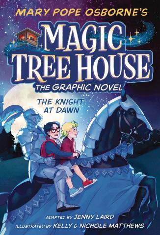 Magic Tree House Vol. 2: Knight At Dawn