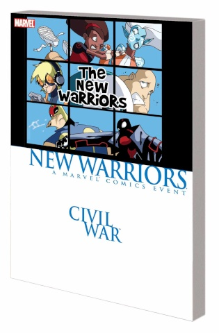 The New Warriors: Civil War