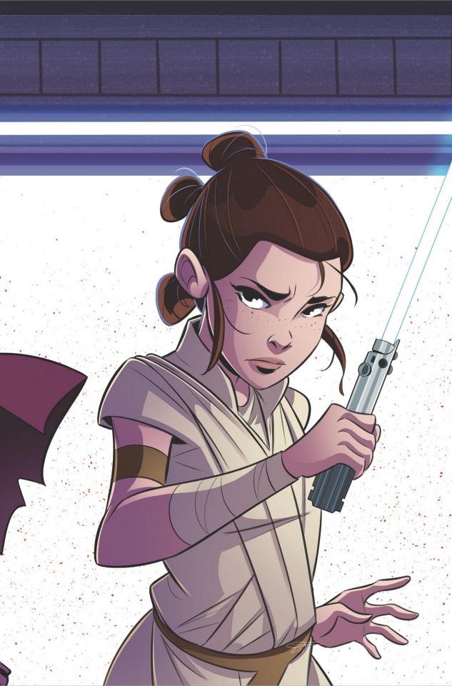 Star Wars Adventures #31 (Florean Cover)