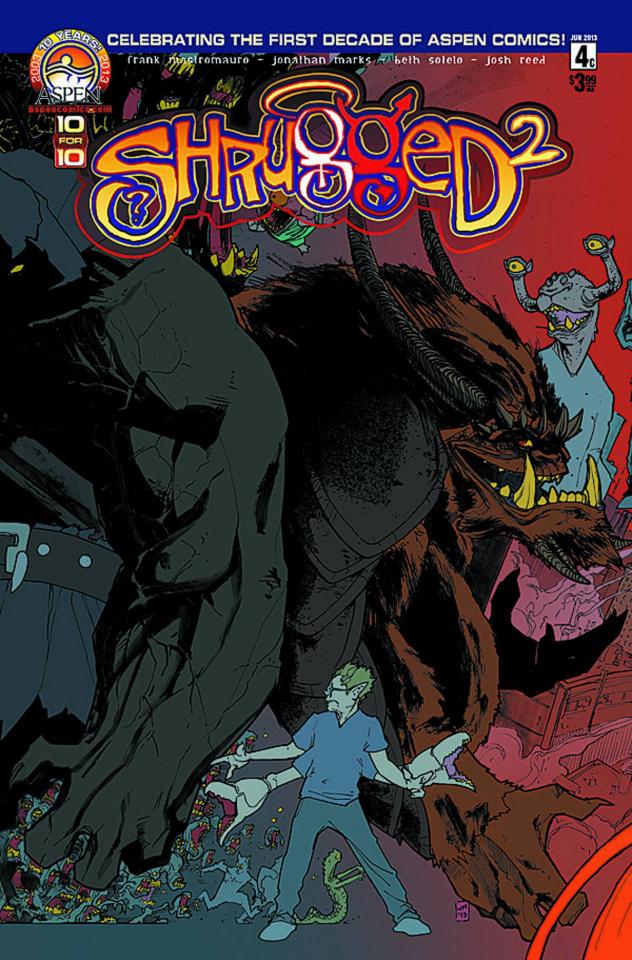 Shrugged #4 (Cover C)