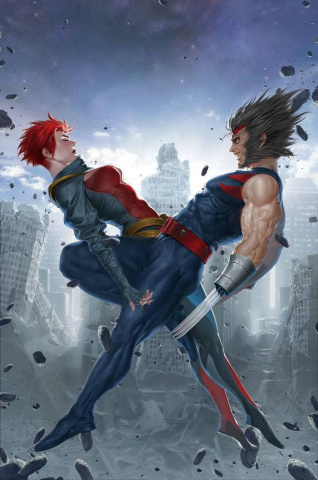 Thunderbolts #10 (Yoon Wolverine Costume Cover)