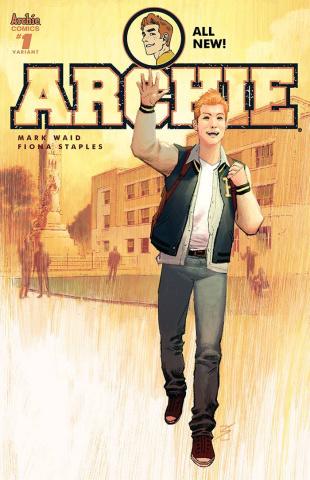 Archie #1 (Ron Salas Cover)