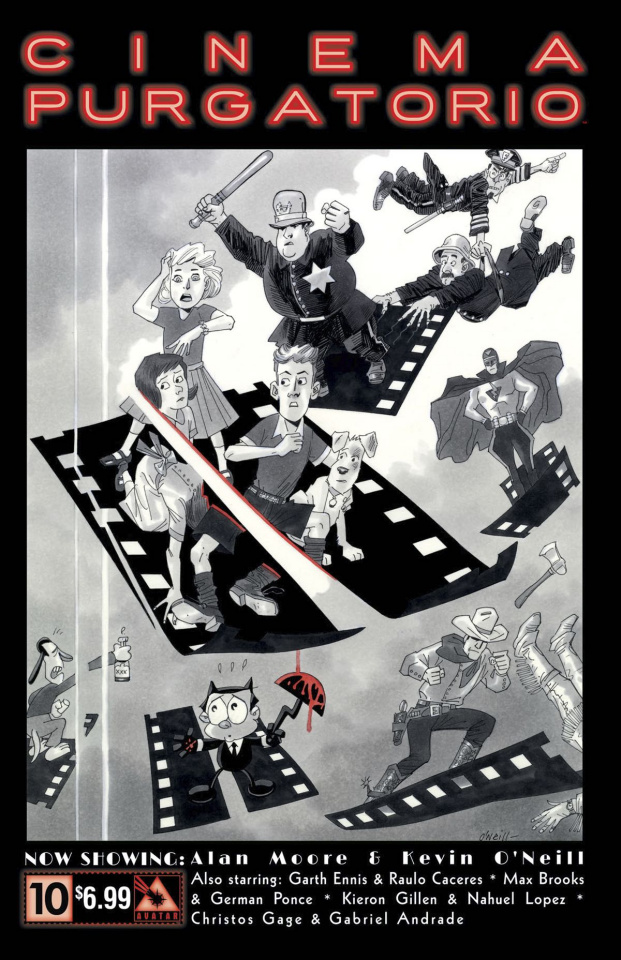 Cinema Purgatorio #10