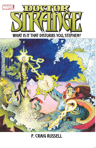 Doctor Strange: What Is It That Disturbs You, Stephen?