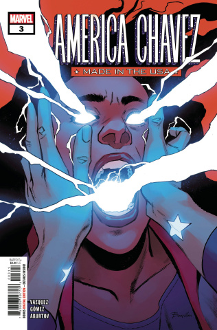 America Chavez: Made in the U.S.A. #3