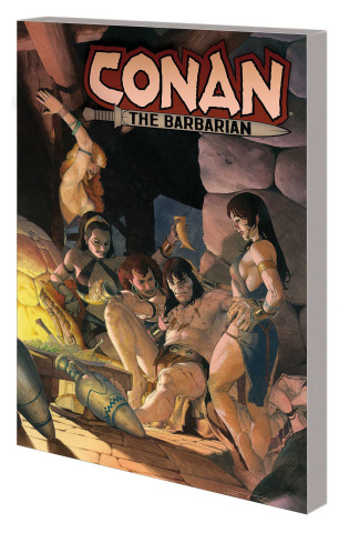 Conan the Barbarian Vol. 2: The Life and Death of Conan