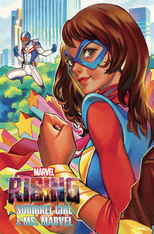 Marvel Rising: Squirrel Girl and Ms. Marvel #1 (Connecting Cover)