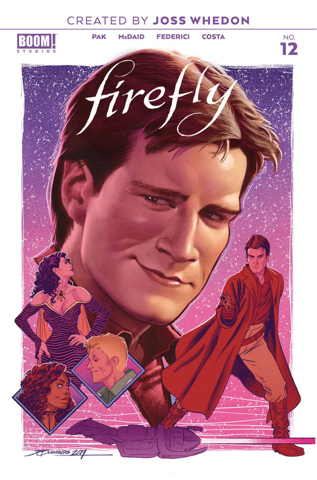 Firefly #12 (Preorder Quinones Cover)