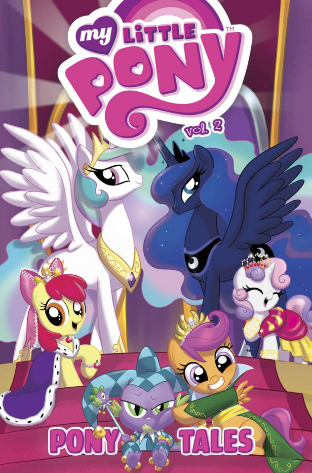 My Little Pony: Tales Vol. 2
