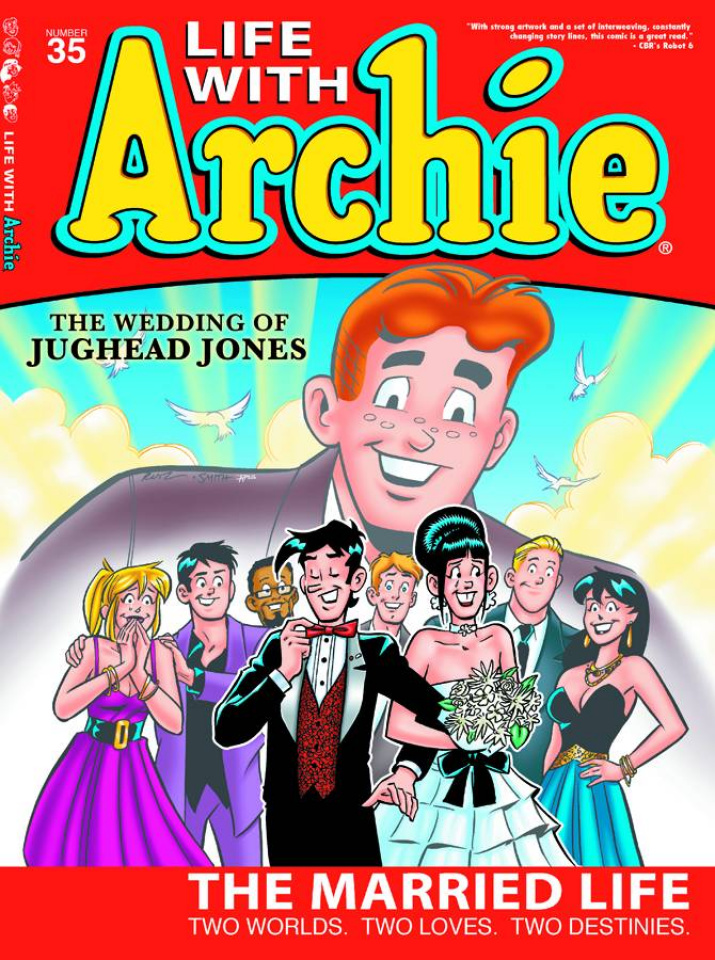 Life With Archie #35