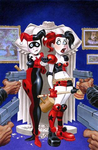 Harley Quinn #23 (Variant Cover)