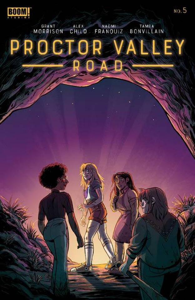 Proctor Valley Road #5 (Franquiz Cover)