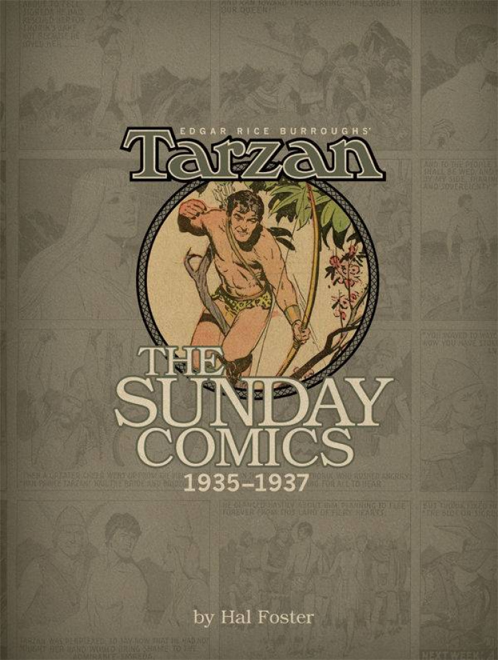 Tarzan: The Sunday Comics Vol. 3: 1935-1937