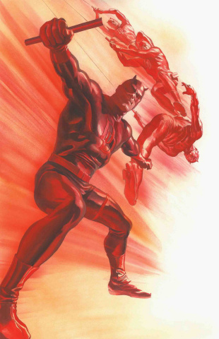 Daredevil #600 (Alex Ross Cover)