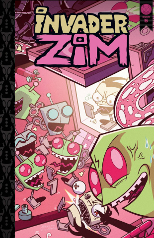 Invader Zim Vol. 5 (Deluxe Edition)