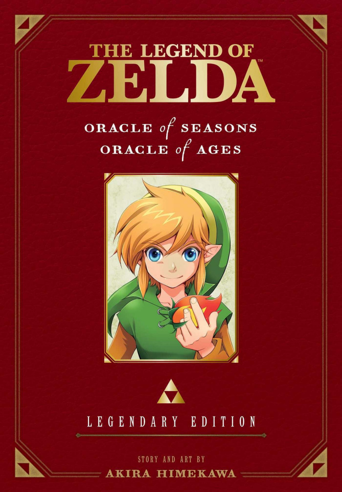The Legend of Zelda Vol. 3 (Legendary Edition)