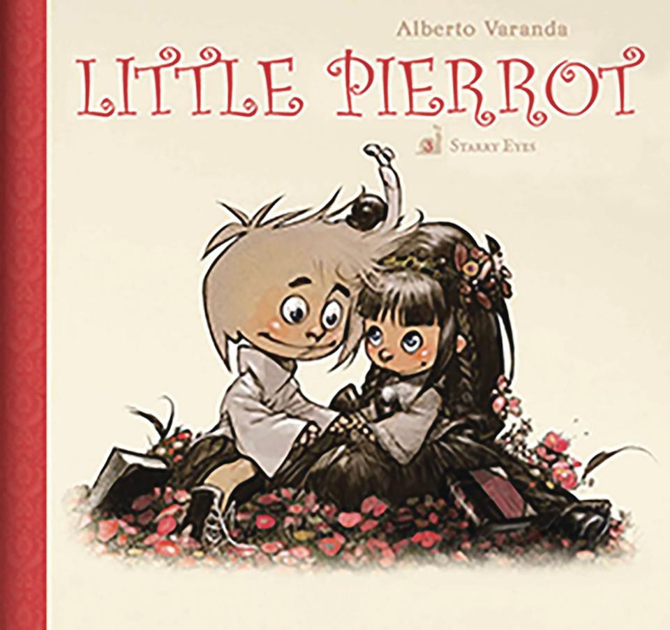 Little Pierrot Vol. 3