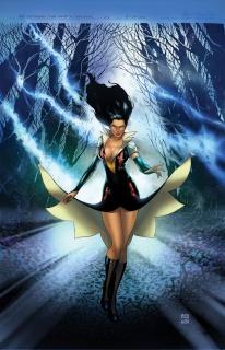 Grimm Fairy Tales: Snow White vs. Snow White #2 (Continuado Cover)
