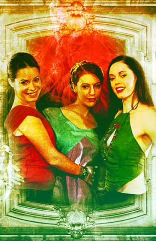 Charmed #14 (Photo Cover)
