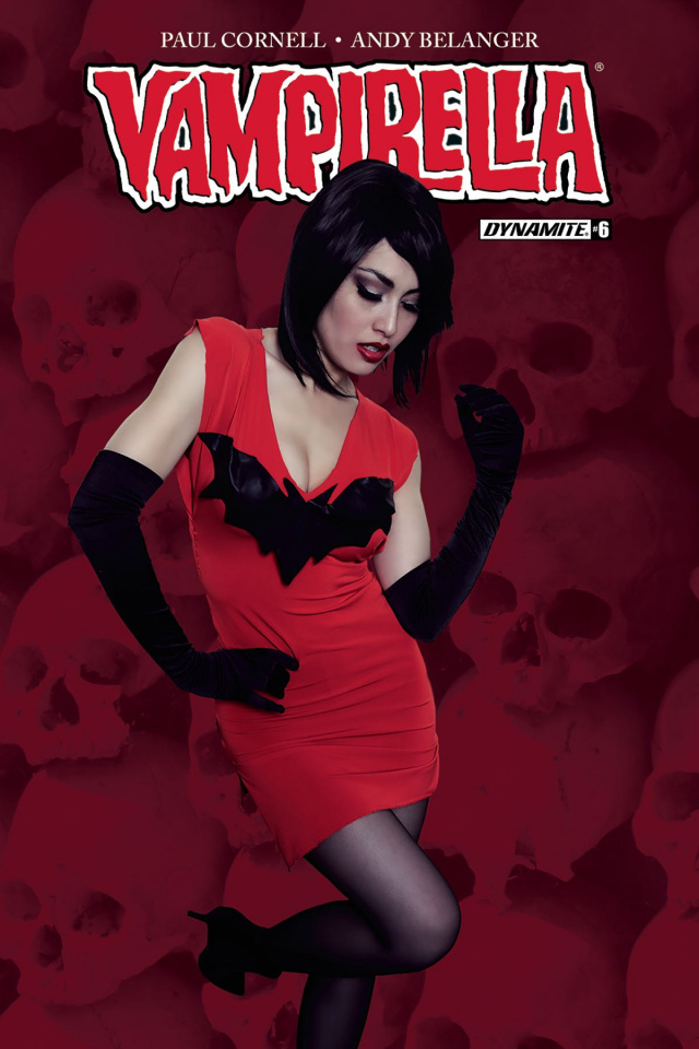 Vampirella #6 (Cosplay Cover)