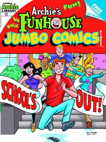 Archie's Funhouse Comics Jumbo Double Digest #15