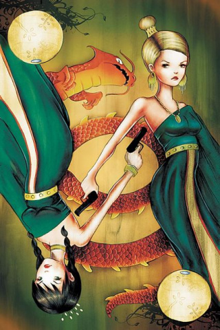 Cinderella: Fables Are Forever #2