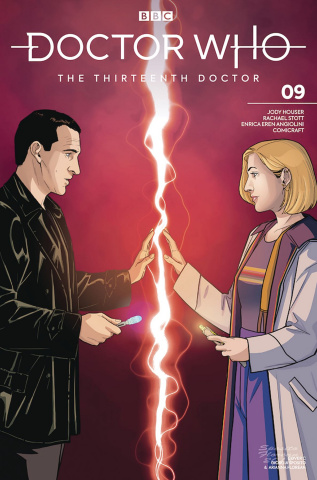 Doctor Who: The Thirteenth Doctor #9 (9th Doctor Cover)