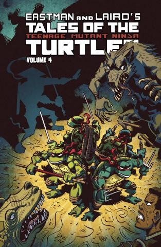 Tales of the Teenage Mutant Ninja Turtles Vol. 4