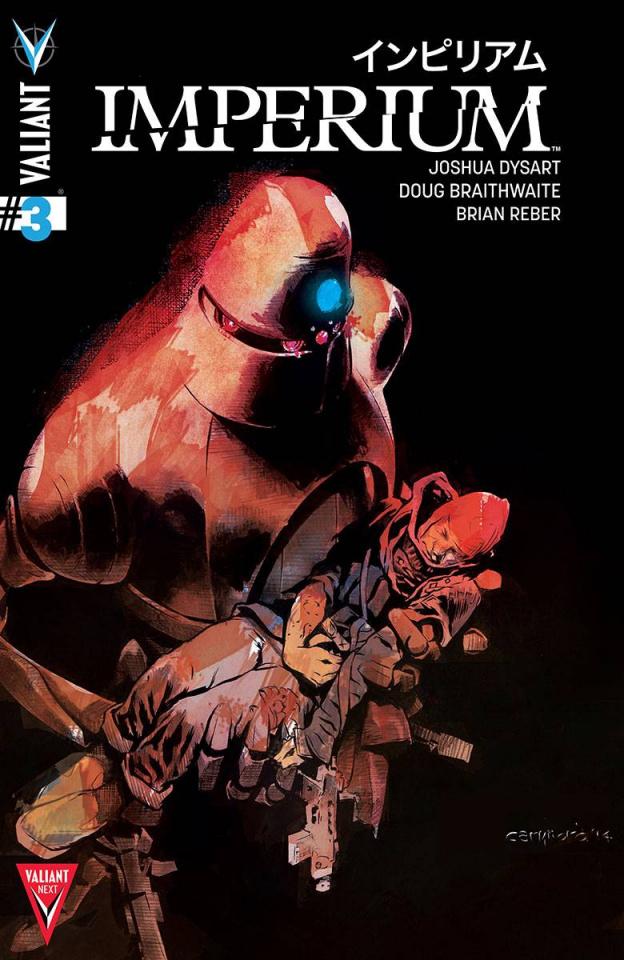 Imperium #3 (10 Copy Nord Cover)