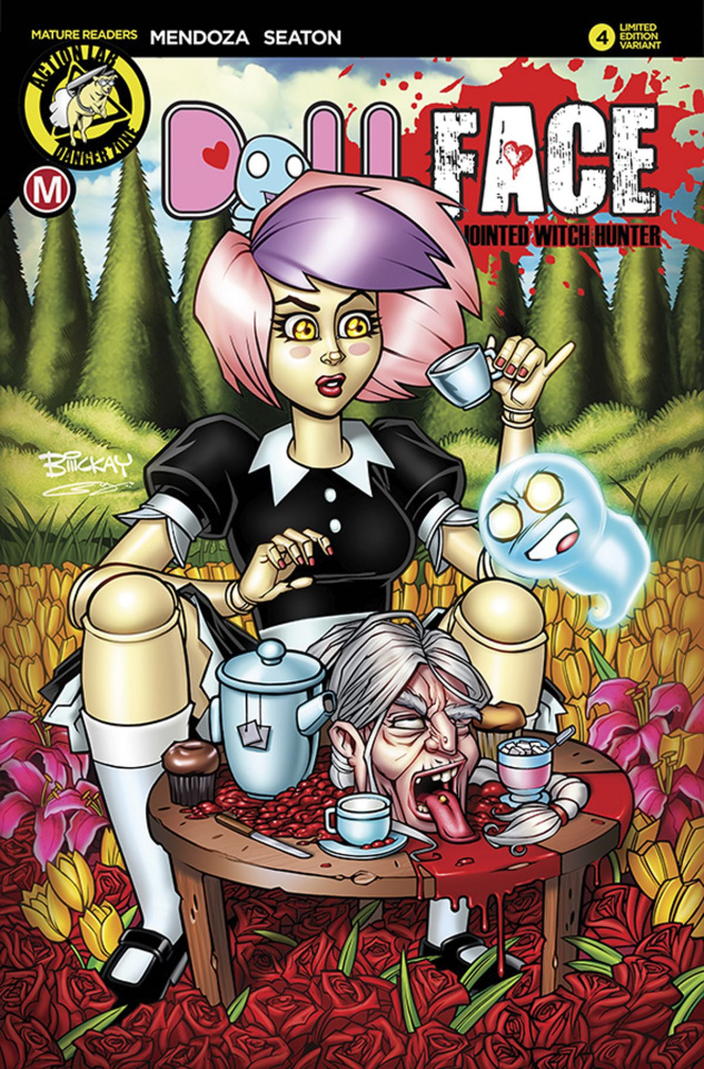 Dollface #4 (McKay Cover)