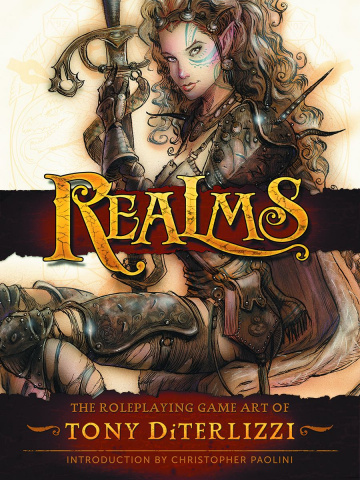 Realms: The Roleplaying Game Art of Tony Diterlizzi