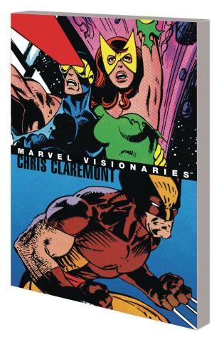 Marvel Visionaries: Chris Claremont