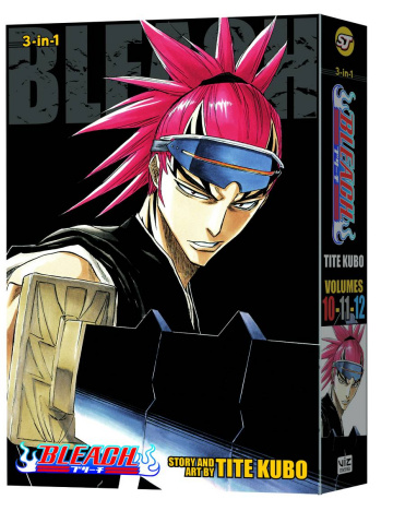 Bleach Vol. 4 (3-In-1 Edition)