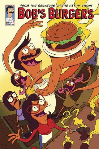 Bob's Burgers #1