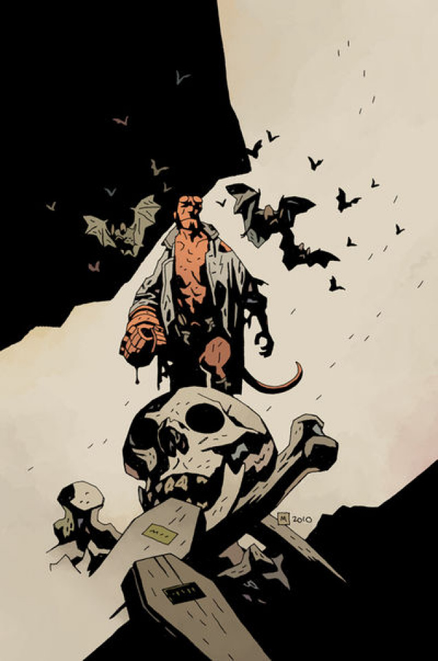 Hellboy Sleeping & Dead #2